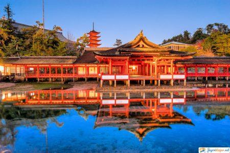 santuario de itsukushima hiroshima
