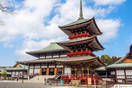 templo naritasan shinshonji